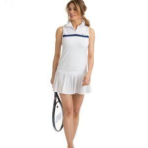 Vineyard Vines Pleated Tennis Dress Size Small